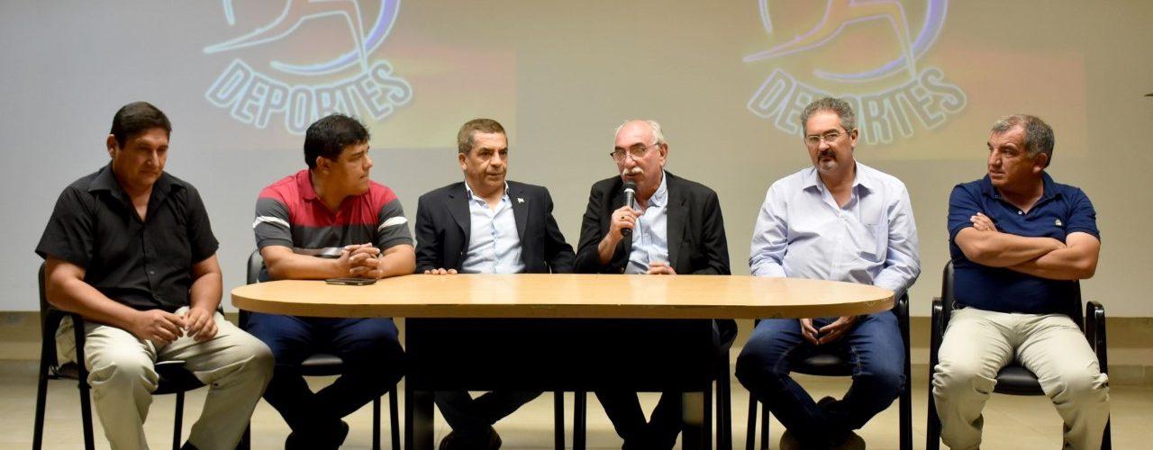 Presentaron el 1º Torneo provincial de fútbol  Femenino 5 a jugarse en la ciudad de Quimilí