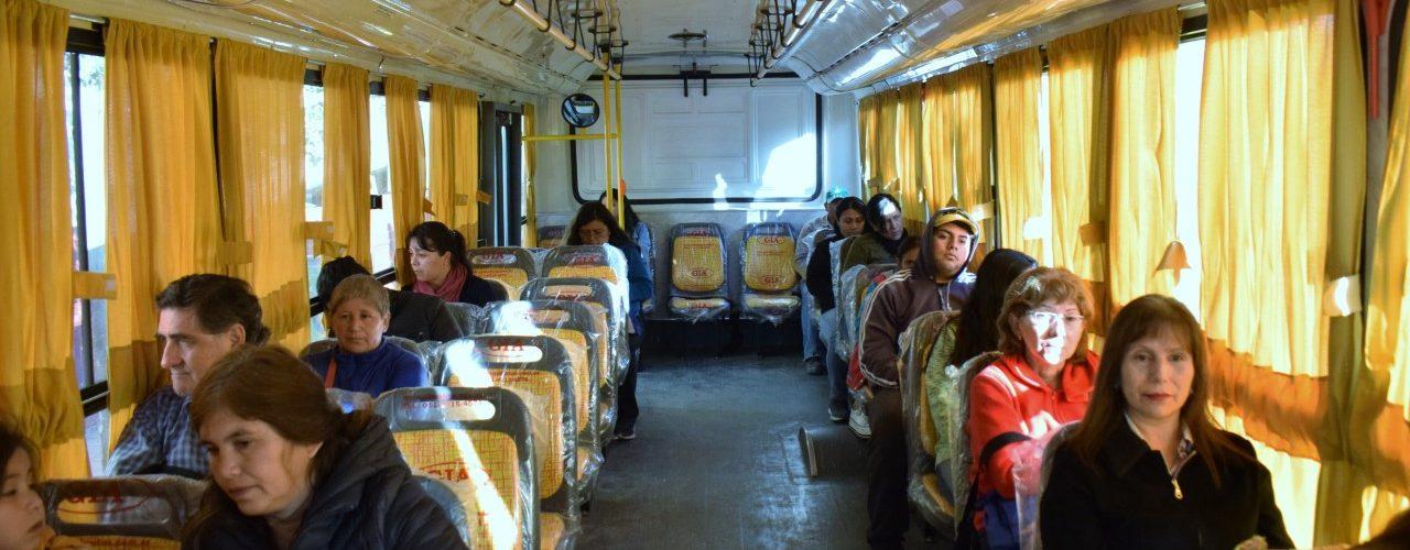 Fuentes destacó la incorporación de los 80 colectivos 0Km para mejorar el transporte