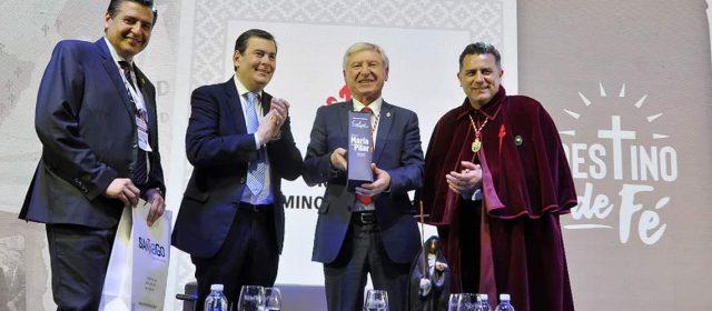 El Gobernador firmó acta con fundación  de España para fortalecer el Turismo Religioso