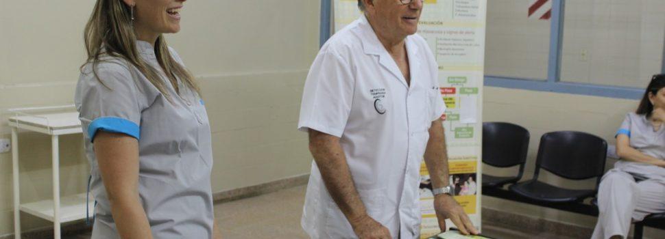 Charla sobre hipoacusia en el marco del  14° aniversario del Programa Provincial