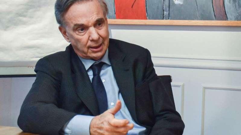 Miguel Ángel Pichetto: «Kicillof podría alentar el saqueo, el robo a bancos y a matar gente»