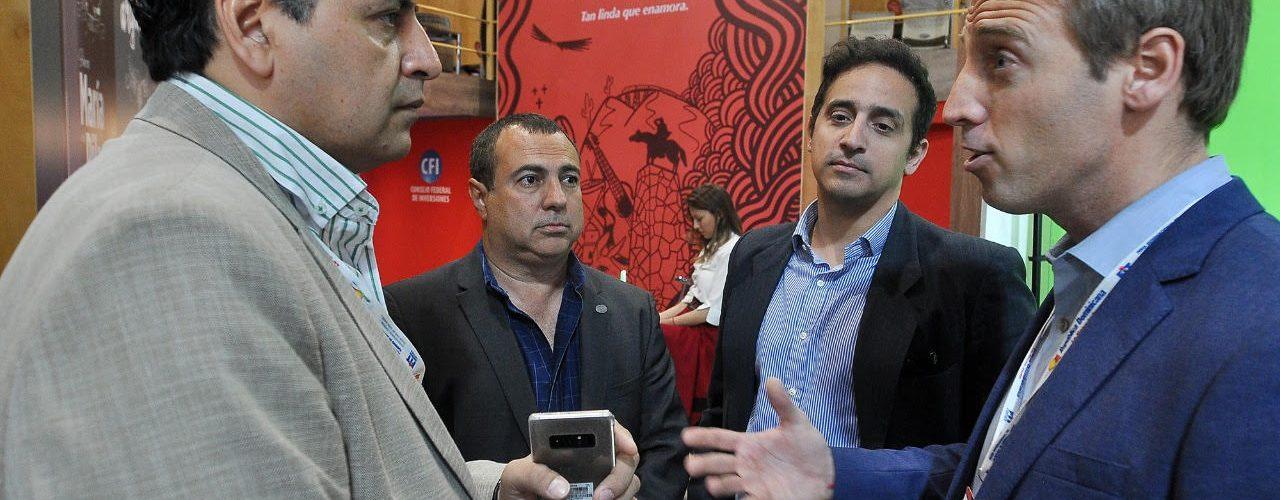 Más de 120 Rondas de Negocios marcan  el éxito de Santiago en la Feria de Turismo