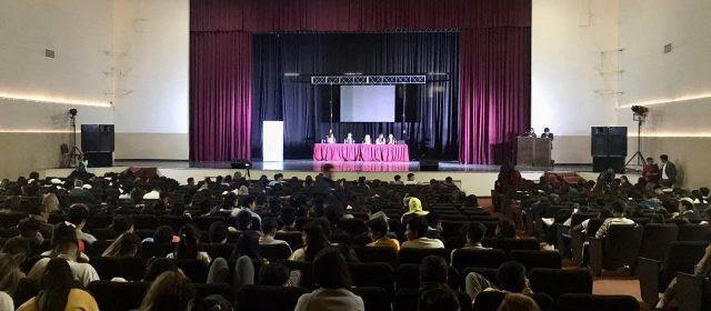 El Ministerio de Justicia concretó  una exitosa jornada sobre voto joven