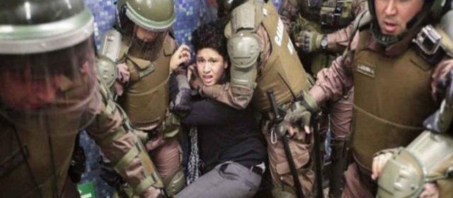 Chile: para el General Director de Carabineros los excesos de sus subordinados son «bastante aceptables»