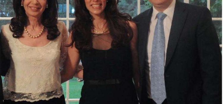 Cristina Kirchner: quiere a Claudia de Zamora como presidenta provisional del Senado