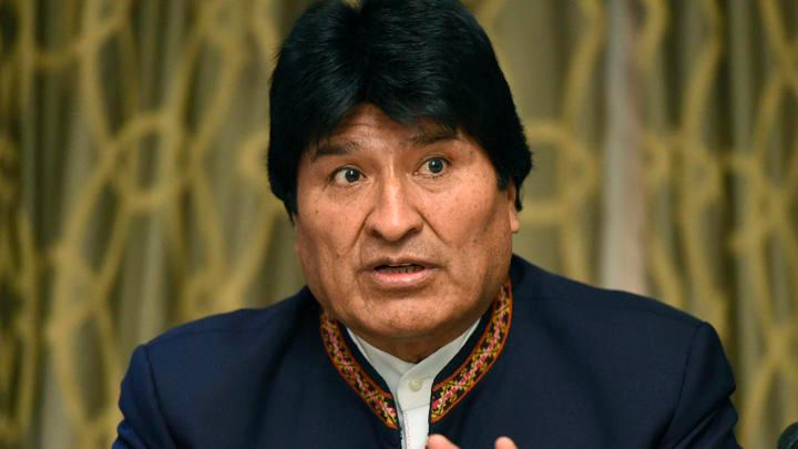 Evo Morales renunció a su candidatura a presidente