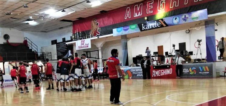 Independiente perdió ante Ameghino pero sigue liderando la Conferencia Noroeste