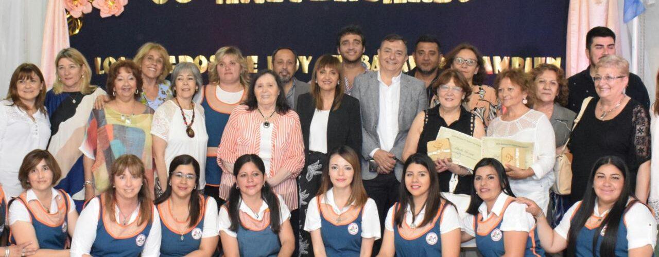 Fuentes destacó la consolidación del Servicio Educativo Municipal