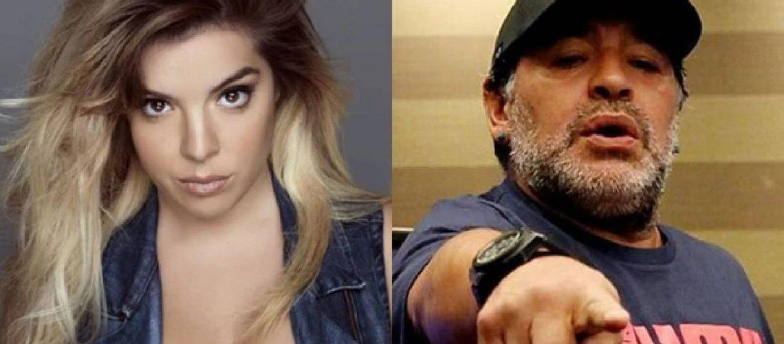Dalma Maradona estalló de furia contra los panelistas y el periodismo