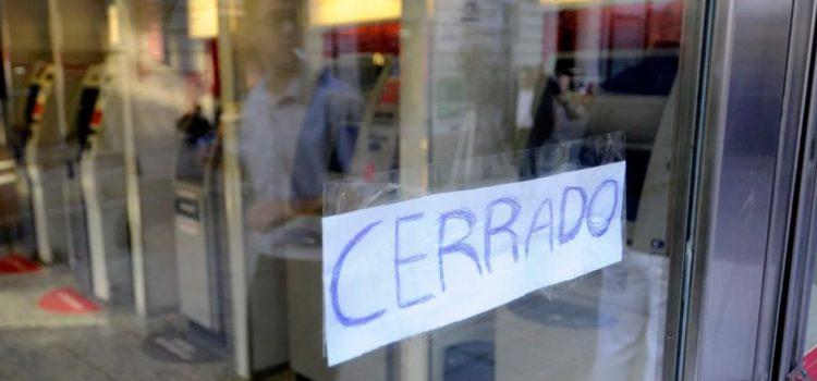 Sin bancos este miércoles: ¿qué operaciones se podrán hacer y cuáles no?