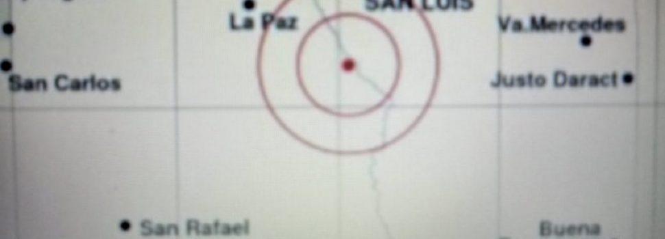 Un temblor sacudió a Mendoza y se sintió hasta en Capital y Gran Buenos Aires