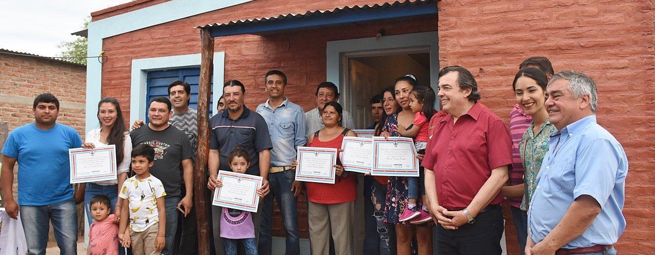 Viviendas para Pozo Hondo y El Bobadal