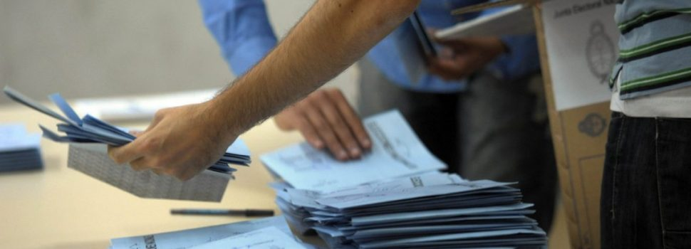Terminó el escrutinio definitivo: Fernández obtuvo el 48,24% y Macri, el 40,28%