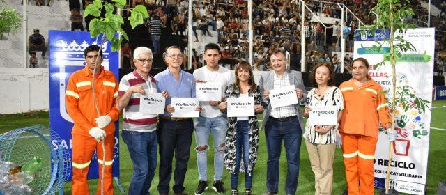"""El Club Central Córdoba adhirió a la Campaña """"Navidad ecológica y solidaria"""""""
