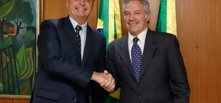 Bolsonaro le propuso a Alberto Fernández reunirse el 1º de marzo en Montevideo