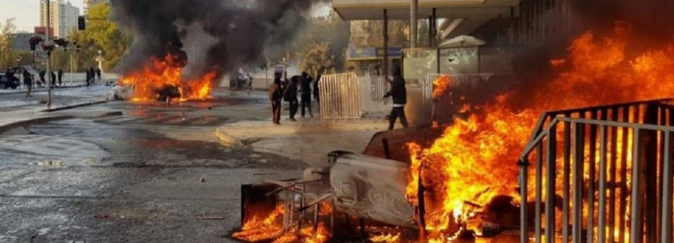 Amenaza de jefe de Carabineros en Chile: «No hablemos después de derechos humanos»