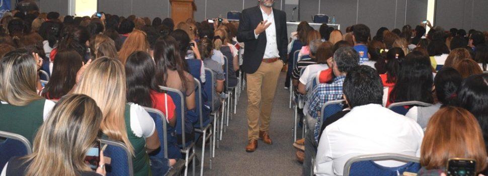 Brindaron capacitación sobre discapacidad a docentes municipales