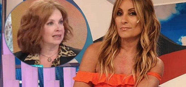 Marcela Tauro dio una polémica versión de la salud de Andrea del Boca