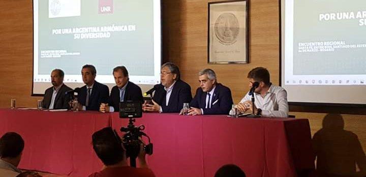 Encuentro del programa Argentina Armónica