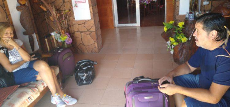 Desalojan pasajeros en hotel de Colonia Dor