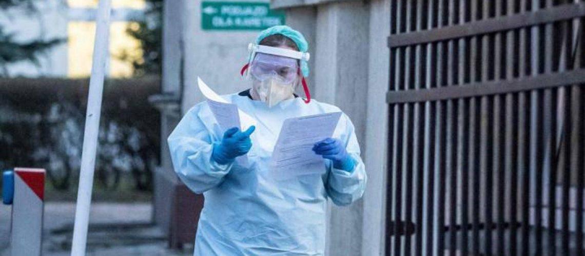 Coronavirus: primer caso de transmisión comunitaria