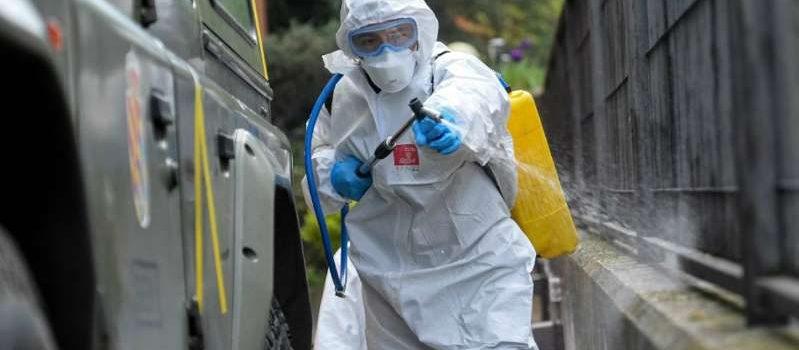 Récord de muertos por coronavirus en España: fueron 832 en las últimas 24 horas