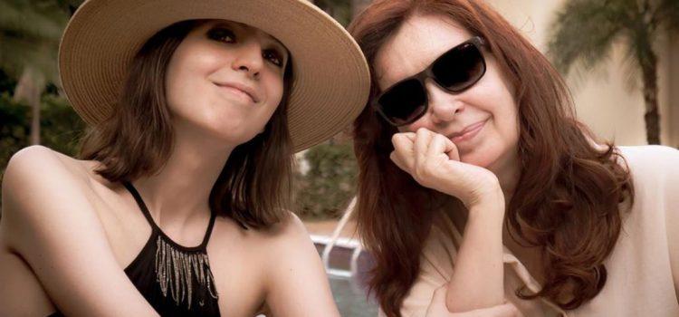 Florencia Kirchner regresa a la Argentina después de cumplir el tratamiento en Cuba