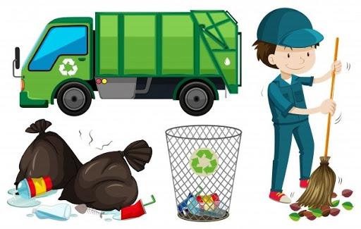 Horarios para el servicio de recolección de residuos durante el aislamiento