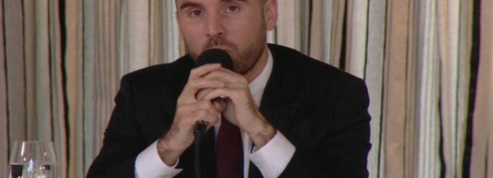 Martín Guzmán sobre la deuda: «Argentina empezaría a pagar en 2023»