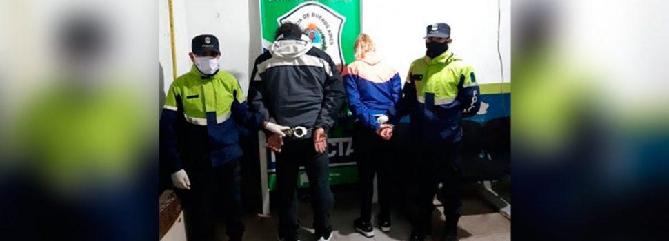 Mar del Plata: rompió la cuarentena para vender droga con su hija en el baúl del auto