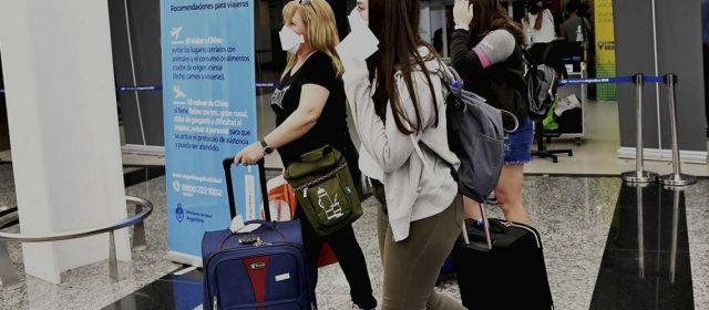 Abren de forma gradual todas las fronteras: se repatriará hasta 700 argentinos por día