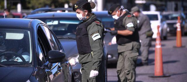 Cuarentena: el Gobierno reforzará los controles en rutas durante Semana Santa