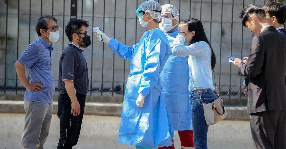 Coronavirus en el país mas casos positivos