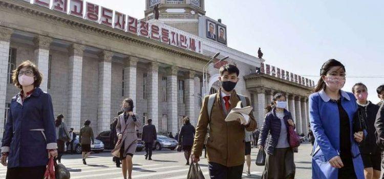 Coronavirus: China se preocupa del brote en Corea del Norte y ofrece ayuda a Pyongyang