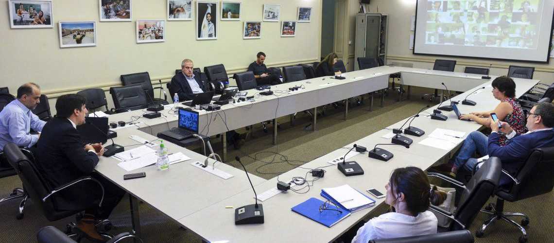 Salud y Educación ya trabajan en el protocolo para el regreso presencial a las aulas