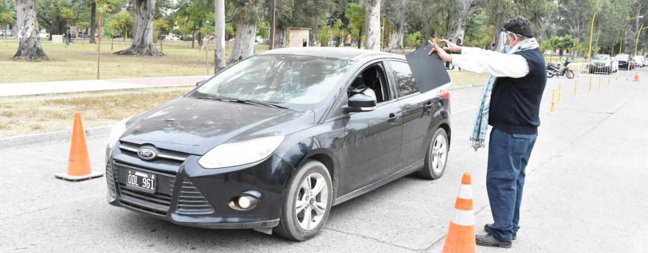 La Capital comenzó la atención de los trámites por licencias de conducir que quedaron en suspenso