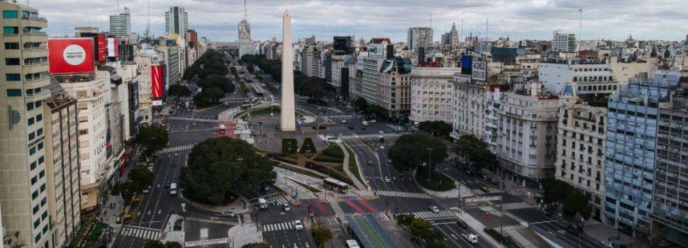 Cuarentena estricta en AMBA: así fue el primer día en la Ciudad