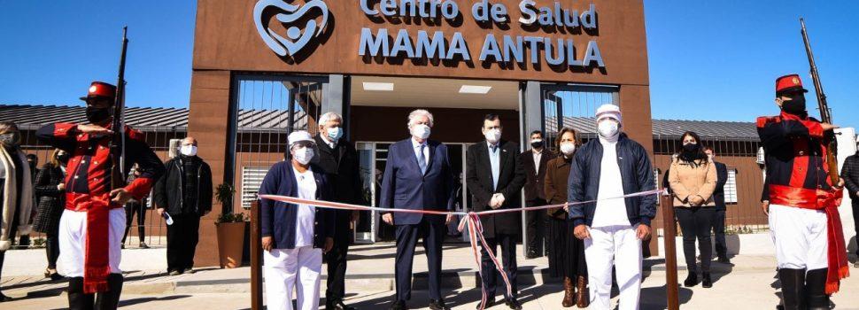 """El Gobernador y el ministro de Salud de la Nación  inauguraron el Centro de Salud """"Mama Antula"""""""