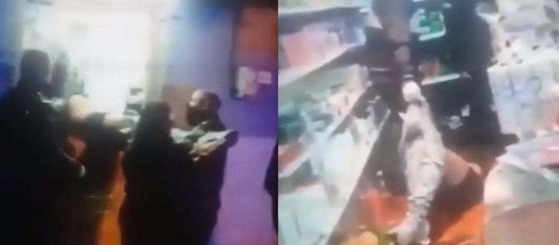 Quilmes: quiso robar un kiosko y quedó atrapado en la reja