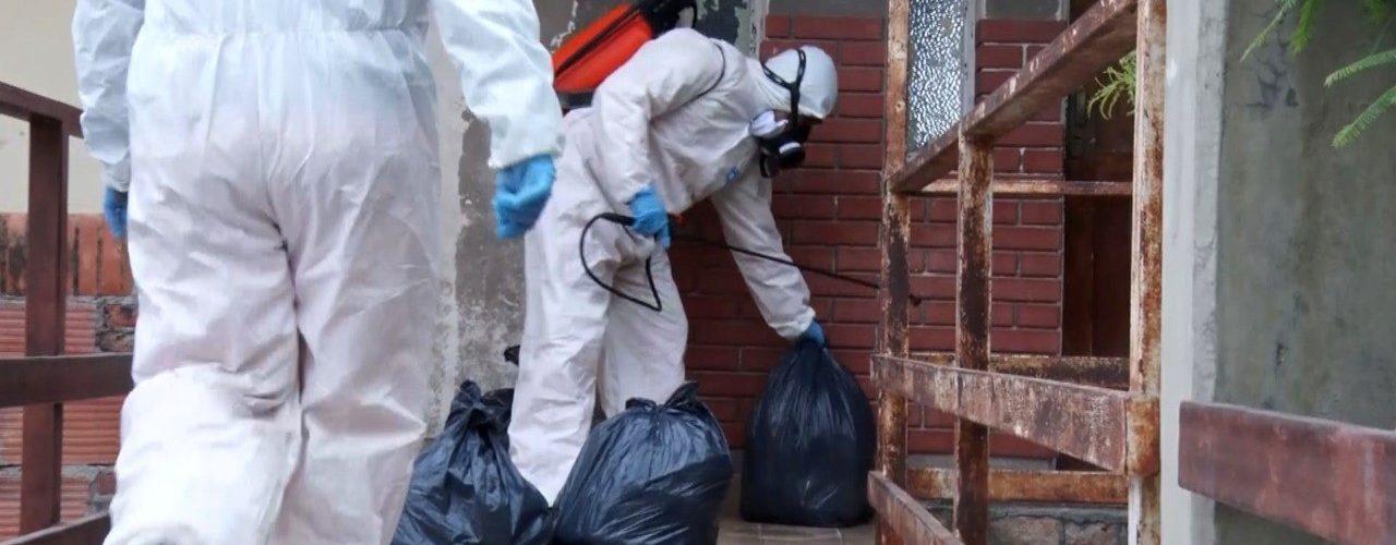 La Municipalidad cumplió con el servicio esencial diferenciado de recolección de residuos por Covid- 19 en más de 30 barrios