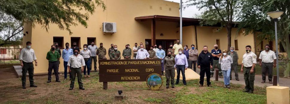 Primer Encuentro de Áreas  Protegidas del gran Copo