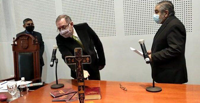 Prestó juramento el nuevo miembro del Tribunal de Cuentas Municipal