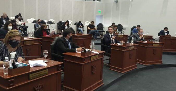 HCD: Reconocimientos, nominación de plaza y obras públicas se trataron