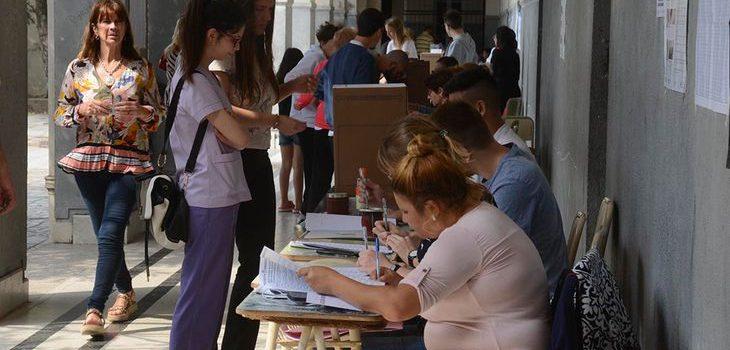 Elecciones: convocarán a funcionarios judiciales para actuar como autoridades de mesa