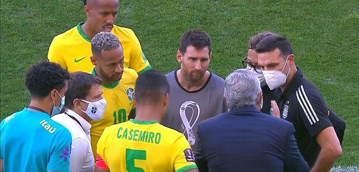 Según la Confederación Brasileña de Fútbol, la AFA sabía que «existía una irregularidad»