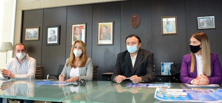 """Firman acuerdo para la implementación  de los """"Súper precios santiagueños"""""""