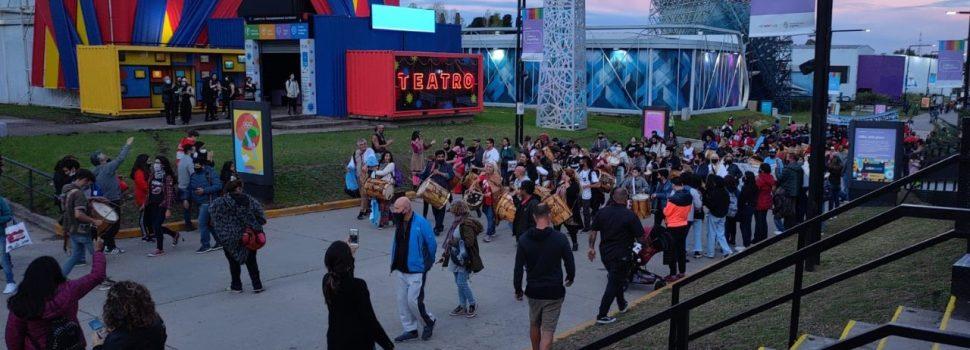 La cultura santiagueña abriendo Tecnópolis